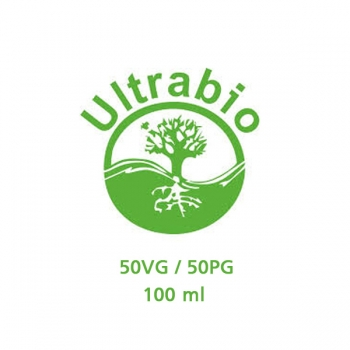 Ultrabio Base 50VG / 50PG 0mg 100ml