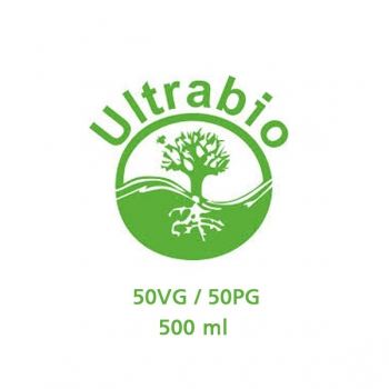 Ultrabio Base 50VG / 50PG 0mg 500ml