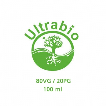 Ultrabio Base 80VG / 20PG 0mg 100ml