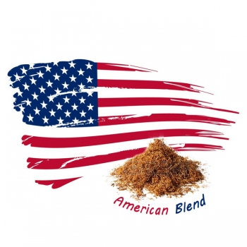 ULTRABIO eLiquid American Blend 1 x 10ml 0-12mg Nikotin