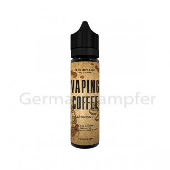 VoVan eLiquid Coffee Cappuccino 50ml