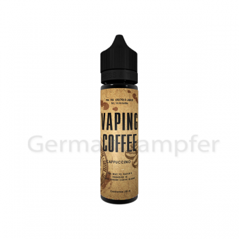VoVan Vaping Coffee Cappuccino 50ml