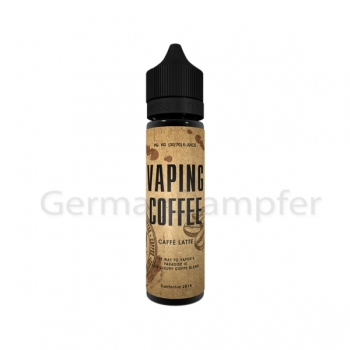 VoVan eLiquid Coffee Cafe Latte 50ml