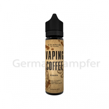 VoVan eLiquid Coffee Robusta 50ml