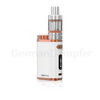 Eleaf iStick Pico 75W Set weiss-bronze