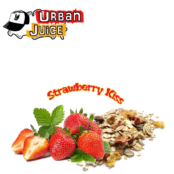 URBAN JUICE Aroma Strawberry Kiss 10ml