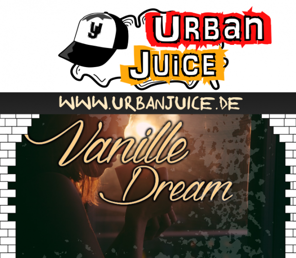 URBAN JUICE Aroma Vanilla Dream 10ml