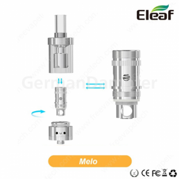 Eleaf MELO Sub Ohm Verdampfer